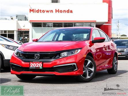 2020 Honda Civic LX (Stk: P15227) in North York - Image 1 of 26