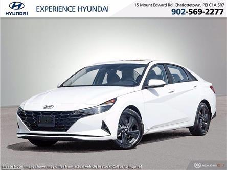 2022 Hyundai Elantra Preferred w/Sun & Tech Pkg (Stk: N1601T) in Charlottetown - Image 1 of 23