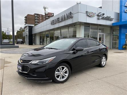 2018 Chevrolet Cruze LT Auto (Stk: 21123A) in Chatham - Image 1 of 20