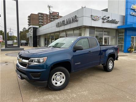 2019 Chevrolet Colorado WT (Stk: N016A) in Chatham - Image 1 of 19