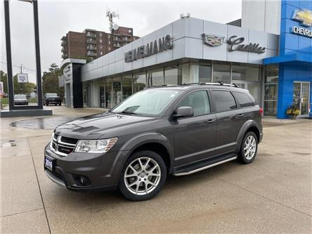2016 Dodge Journey SXT/Limited (Stk: 21097AAA) in Chatham - Image 1 of 18