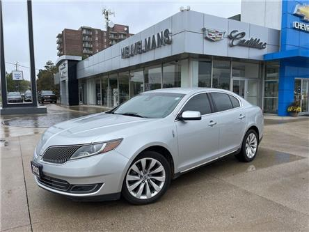2013 Lincoln MKS Base (Stk: M076A) in Chatham - Image 1 of 17
