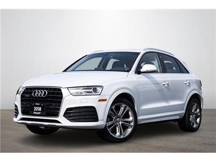2018 Audi Q3 2.0T Progressiv (Stk: C8861) in Vaughan - Image 1 of 23