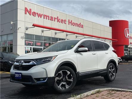 2017 Honda CR-V Touring (Stk: 21-2055A) in Newmarket - Image 1 of 21
