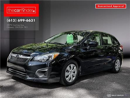 2012 Subaru Impreza 2.0i (Stk: FIND0043) in Ottawa - Image 1 of 23