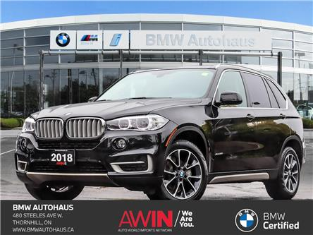 2018 BMW X5 xDrive35i (Stk: P10827) in Thornhill - Image 1 of 40
