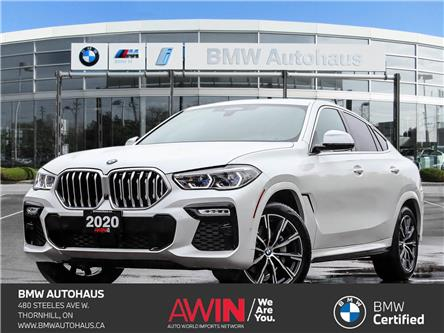 2020 BMW X6 xDrive40i (Stk: P10907) in Thornhill - Image 1 of 42