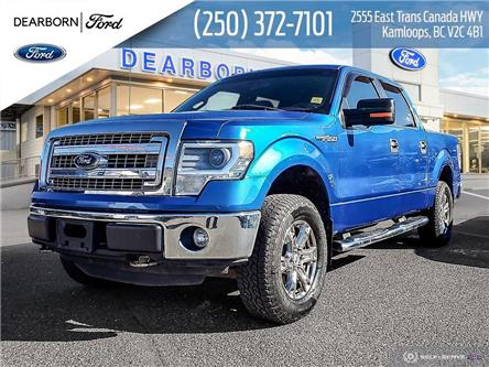 2014 Ford F-150 XLT (Stk: SL464A) in Kamloops - Image 1 of 25