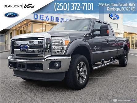 2012 Ford F-350 Lariat (Stk: PM133A) in Kamloops - Image 1 of 25