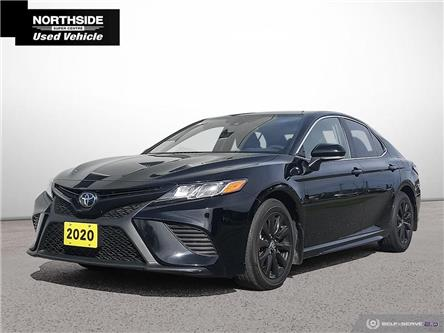2020 Toyota Camry SE (Stk: S21013A) in Sault Ste. Marie - Image 1 of 29