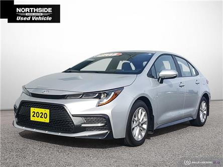 2020 Toyota Corolla SE (Stk: V21308A) in Sault Ste. Marie - Image 1 of 29