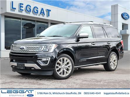 2019 Ford Expedition Platinum (Stk: P102) in Stouffville - Image 1 of 28