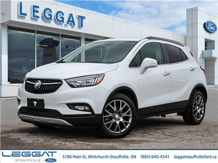 2019 Buick Encore Sport Touring (Stk: 21A1169A) in Stouffville - Image 1 of 29