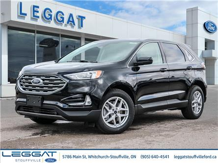 2021 Ford Edge SEL (Stk: 21D1180) in Stouffville - Image 1 of 29