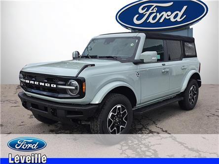 2021 Ford Bronco  (Stk: 21440) in Saint-Jérôme - Image 1 of 8