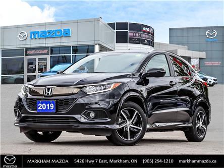2019 Honda HR-V Sport (Stk: N210752B) in Markham - Image 1 of 27