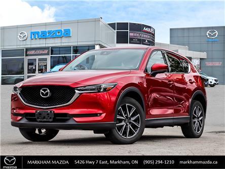 2017 Mazda CX-5 GT (Stk: N210779A) in Markham - Image 1 of 29