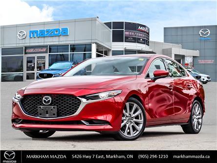 2019 Mazda Mazda3 GT (Stk: D210785A) in Markham - Image 1 of 30