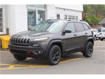 2016 Jeep Cherokee Trailhawk (Stk: 21-232A) in Fredericton - Image 1 of 29
