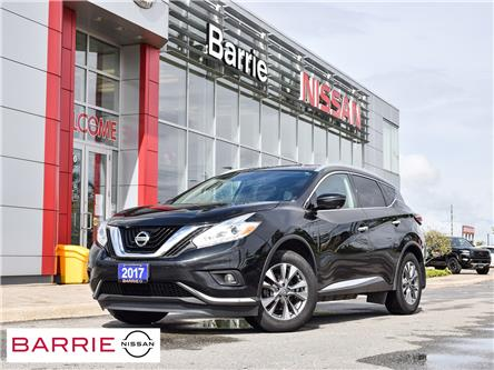 2017 Nissan Murano SL (Stk: 22004A) in Barrie - Image 1 of 30