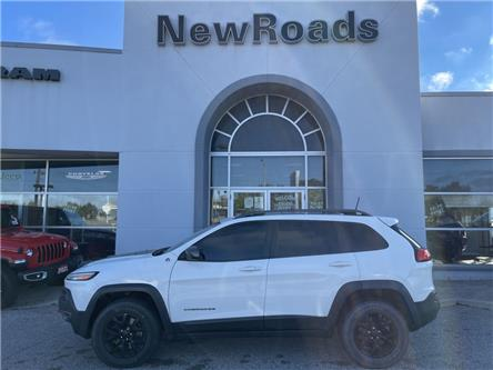 2016 Jeep Cherokee Trailhawk (Stk: 25800T) in Newmarket - Image 1 of 14