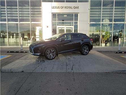 2022 Lexus RX 350 Base (Stk: L22011) in Calgary - Image 1 of 12