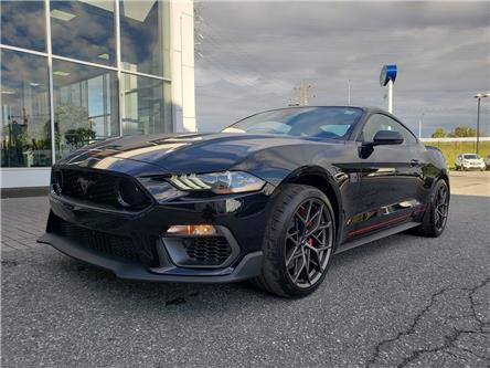 2021 Ford Mustang Mach 1 (Stk: 2105000) in Ottawa - Image 1 of 14