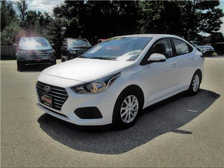 2019 Hyundai Accent Preferred (Stk: 1763) in Orangeville - Image 1 of 19
