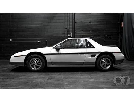1985 Pontiac Fiero GT (Stk: CT21-860) in Kingston - Image 1 of 37