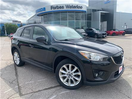 2013 Mazda CX-5 GT (Stk: T7425A) in Waterloo - Image 1 of 4