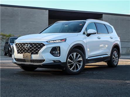 2019 Hyundai Santa Fe  (Stk: S20511A) in Ottawa - Image 1 of 8