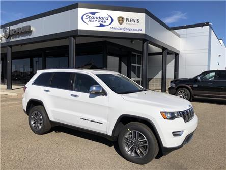 2021 Jeep Grand Cherokee Limited (Stk: 5M205) in Medicine Hat - Image 1 of 18