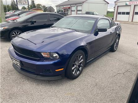 2012 Ford Mustang V6 Premium (Stk: NC 4144) in Cameron - Image 1 of 7