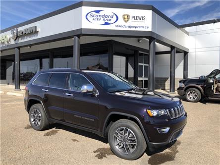 2021 Jeep Grand Cherokee Limited (Stk: 5M210) in Medicine Hat - Image 1 of 18