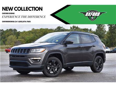 2021 Jeep Compass Altitude (Stk: 21788) in London - Image 1 of 21