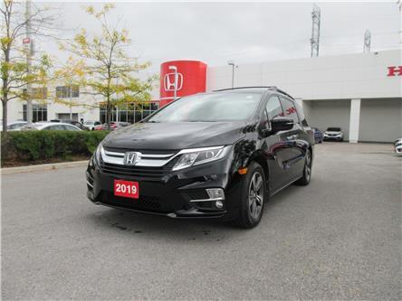 2019 Honda Odyssey EX-L (Stk: VA4337) in Ottawa - Image 1 of 18