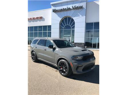 2021 Dodge Durango R/T (Stk: AM114) in Olds - Image 1 of 17