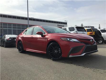 2022 Toyota Camry XSE (Stk: ORDER11091043) in Edmonton - Image 1 of 34