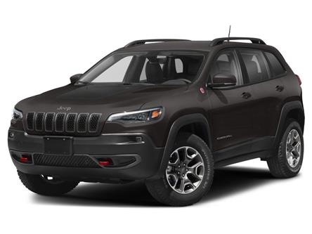 2021 Jeep Cherokee Trailhawk (Stk: 21063) in Meaford - Image 1 of 9
