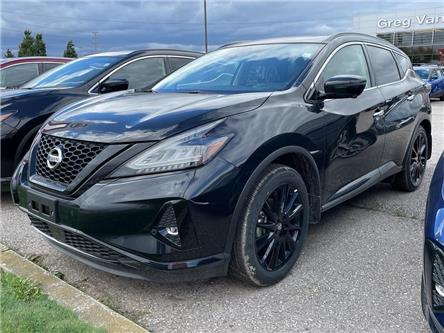 2021 Nissan Murano Midnight Edition (Stk: Y0107) in Cambridge - Image 1 of 6