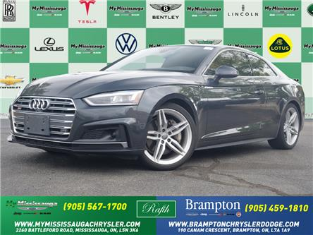 2018 Audi A5 2.0T Technik (Stk: 1792) in Mississauga - Image 1 of 28