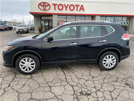 2016 Nissan Rogue  (Stk: 2011041) in Cambridge - Image 1 of 13