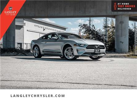2019 Ford Mustang EcoBoost Premium (Stk: M591735A) in Surrey - Image 1 of 20