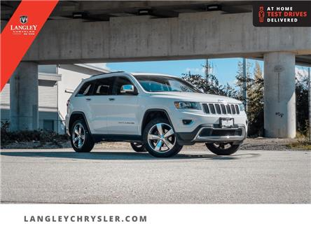 2015 Jeep Grand Cherokee Limited (Stk: LC0854A) in Surrey - Image 1 of 24