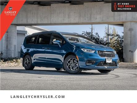 2021 Chrysler Pacifica Hybrid Touring L Plus (Stk: M567009) in Surrey - Image 1 of 24