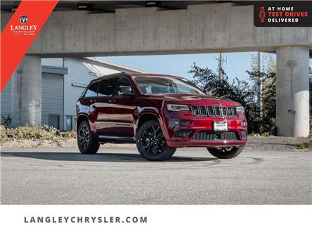 2021 Jeep Grand Cherokee Limited (Stk: M748941) in Surrey - Image 1 of 19