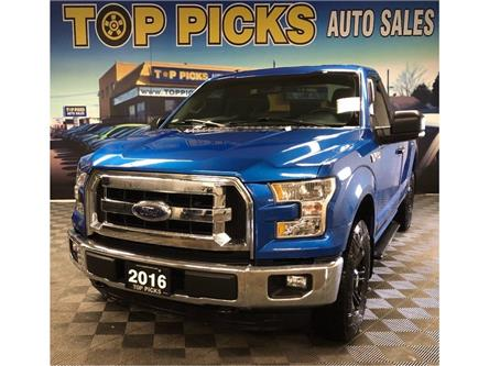 2016 Ford F-150 XLT (Stk: D03180) in NORTH BAY - Image 1 of 27