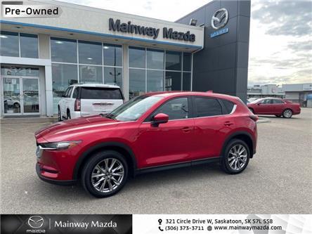 2021 Mazda CX-5 GS (Stk: M21365B) in Saskatoon - Image 1 of 17