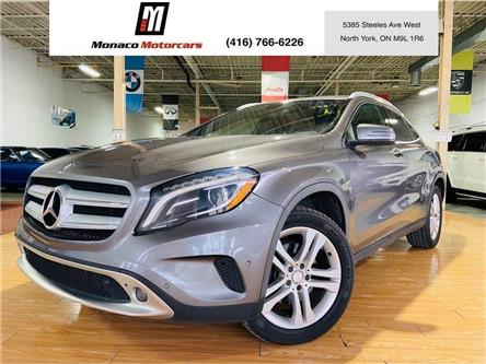 2015 Mercedes-Benz GLA-Class Base (Stk: 4427-24) in North York - Image 1 of 16