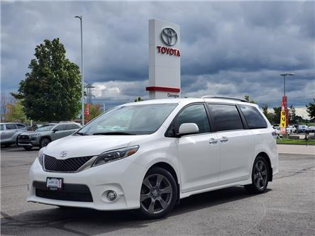 2017 Toyota Sienna  (Stk: 21748A) in Bowmanville - Image 1 of 30